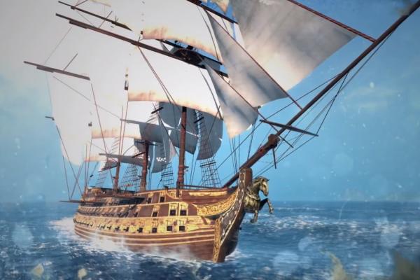 【掌機與手機遊戲】《刺客教條:海盜》APP 征服加勒比海!iOS 與 Android 平台 12 月 5 日即將上架