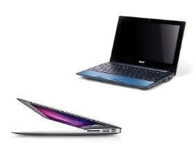 小筆電和 MacBook Air 你會選哪個?