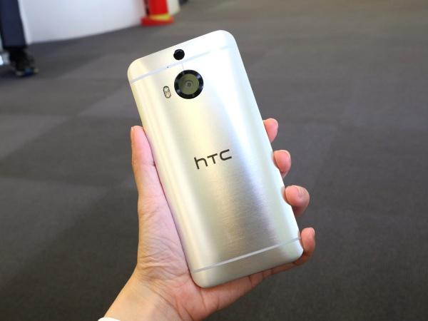 HTC One M9+ 升級版上市,主打具備光學防手震極速對焦功能