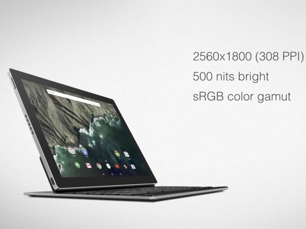 iPad Pro 敵手出現?Google 推出平板 Pixel C,不過光鍵盤就要 149 鎂