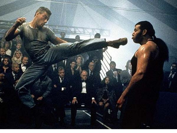 「劈腿之神」尚克勞德范達美在他出演的電影共殺了多少人?網友算給你看