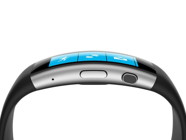 曲面螢幕搭載,第二代  Microsoft Band 不僅功能更強,iOS、Android用戶也能用