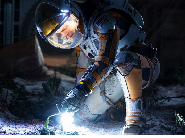 《絕地救援》不是科幻劇情,太空農場下一步就能上火星