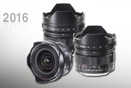 全幅 FE 最廣角!福倫達宣布開發 10mm F5.6 新鏡,並更新 12mm F5.6、15mm F4.5