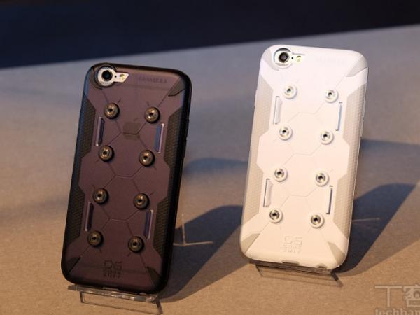 硬派組合!CoreSuit  Base 2.0版 iPhone 6s 裝甲,重裝上陣
