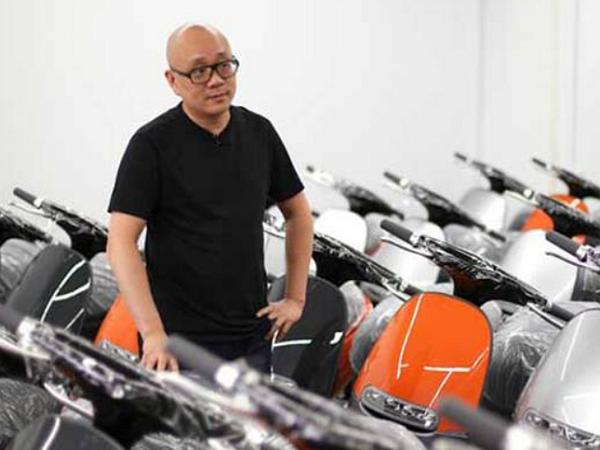 Gogoro創辦人陸學森:過去20年來,我學會的10件事。