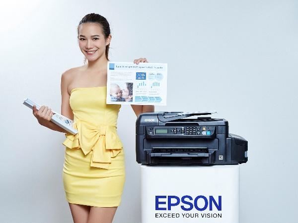 Epson 原廠連供旗艦「極速」登場 開創辦公室列印新格局
