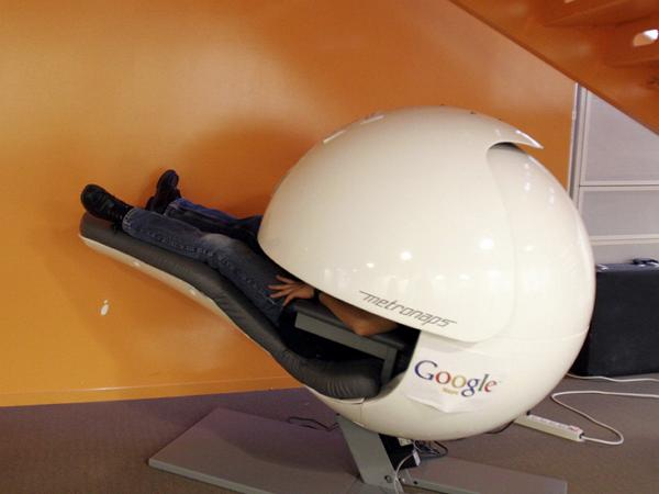 Google員工自曝:舊金山房租太貴!我如何不租房,住在Google總部裡4個月
