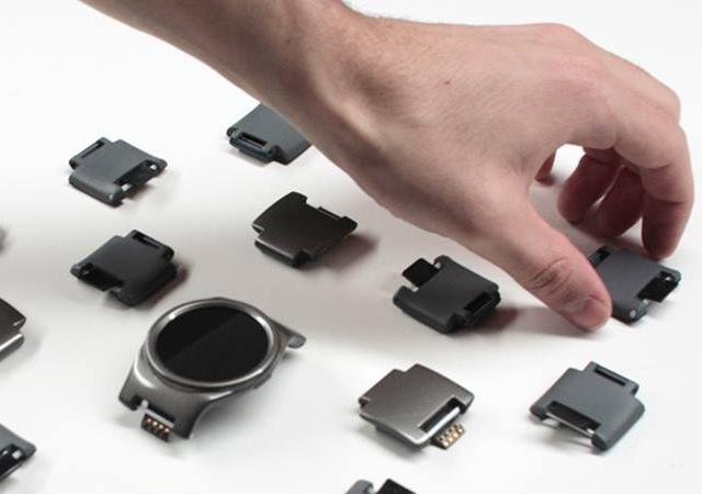 不只手機要模組化,連Blocks智慧型手錶也要模組化啦