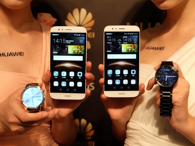 華為發表兩機一錶,中階 G7 Plus、入門 Y6 和圓形 Android 錶 Huawei Watch