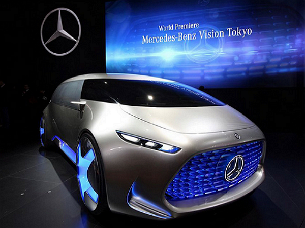 直擊日本東京車展,HONDA、TOYOTA、BenZ的未來氫燃料概念車