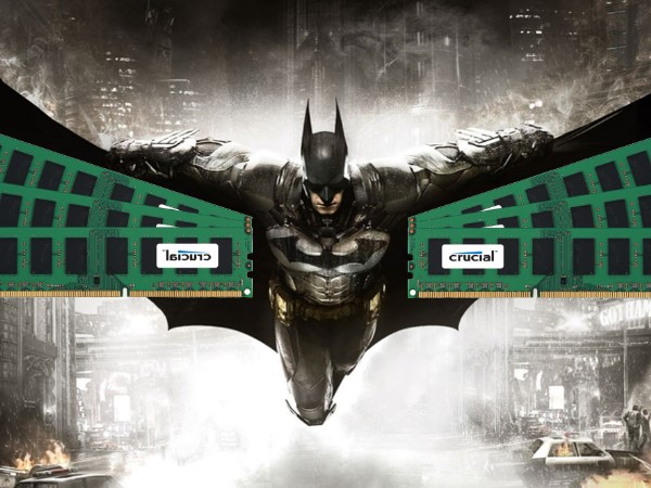 蝙蝠俠:阿卡漢騎士電腦版重新上架,不過你的電腦記憶體最好有 12GB