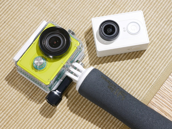 小蟻運動相機11/11登台,上市前實拍動手玩