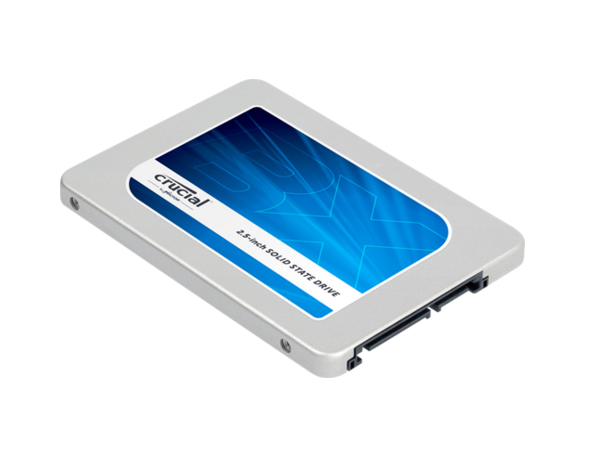 Crucial BX200 新平價固態硬碟 ,帶著台系控制器與 TLC 顆粒登場