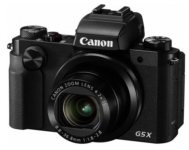 Canon 一吋感光元件新機 PowerShot G5X、G9X 上市,售價 23,990、14,990 元
