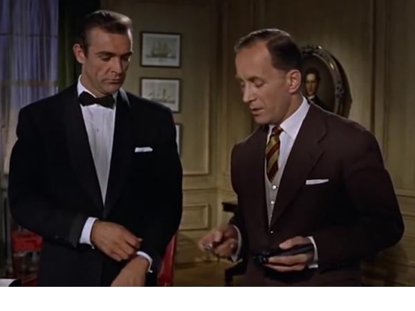 歷代007用過的玩具有多少件?這個短片一次算完給你看 | T客邦
