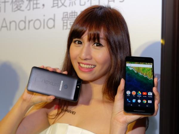 華為代工 Nexus 6P 在台上市,遠傳獨賣空機 19,500 元起