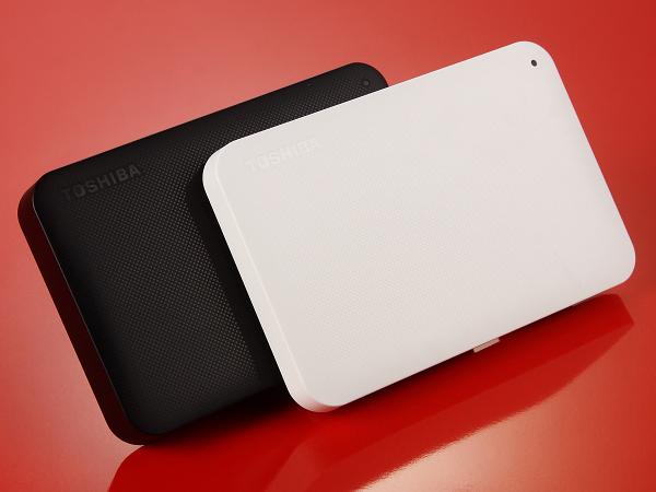行動硬碟極簡輕薄新選擇,Toshiba Canvio Ready 免軟體隨插即用更方便