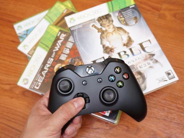 Xbox One開放向下相容功能,並支援錄影與線上直播,快翻出壓箱的360光碟再戰吧!