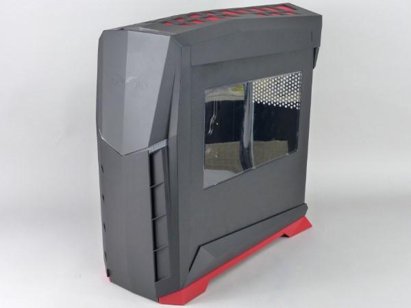 垂直風道設計普及化的開端,銀欣烏鴉 RVX01 機殼組裝實測
