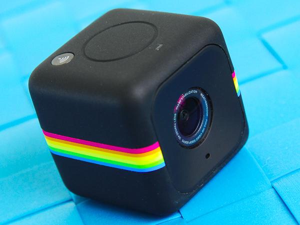 可愛又好拍,WiFi再加持,寶麗萊Polaroid Cube+玩心大開
