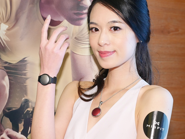 Misfit 運動手環進軍台灣,不光是當手環、還可作為項鍊、領帶扣配戴