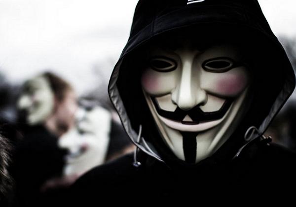 與 ISIS 對抗的「匿名者anonymous 」,是一個怎樣的組織?