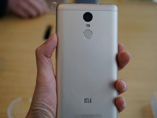 紅米 Note 3 發佈會現場快速上手:擁有小米的諸多第一次,性價比依然顯著