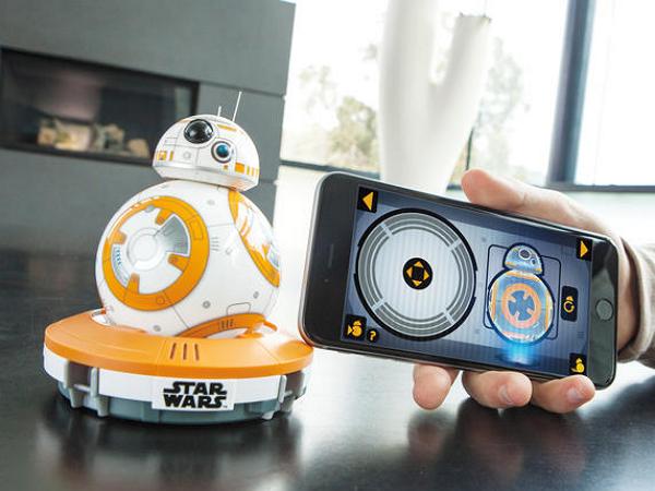 星際大戰智慧機器人Sphero BB-8 將在資訊月開賣,限量100台