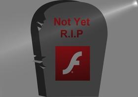 Adobe革了自己一命,但Flash卻還沒死透