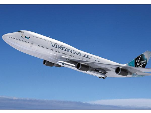 維京銀河公司發射衛星新方法:透過波音747在空中直接向太空發射衛星