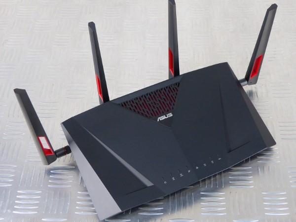 不只 NitroQAM 和鏈路聚合加持,華碩 RT-AC88U 無線路由器實測