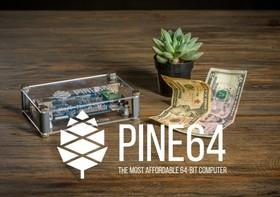 樹莓派有新對手:64bit迷你電腦Pine A64可跑Android 5.1,不到台幣500元!