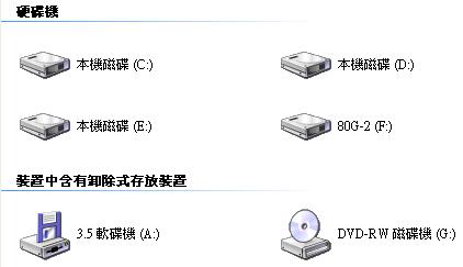 分手可以復合,Windows 7 重新合併磁碟