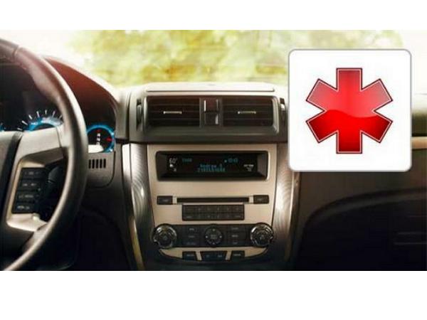 科技抓耙仔,佛州婦人肇逃被自己的車舉發