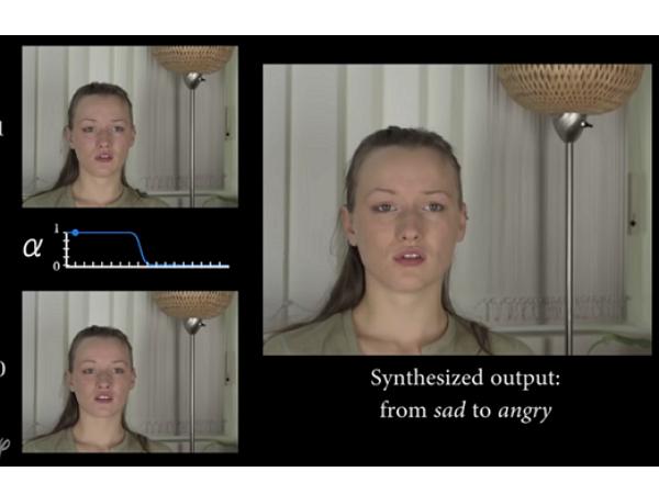 迪士尼FaceDirector 技術將演員情緒模組化,未來奧斯卡獎可能要頒給演算法!