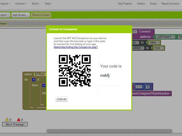用 LinkIt ONE 開發版打造綠能智慧插座-手機程式開發工具介紹
