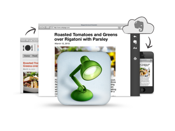Evernote宣布停止支援開發Clearly、Skitch、Evernote for Pebble