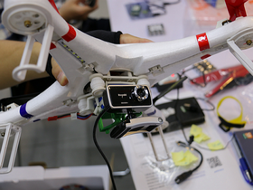 【Maker Club】Intel Edison 人臉辨識、 WiFi遙控攝影無人機實作,用雲端+人臉辨識把無人機變成偵察機!