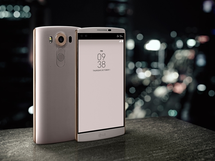 LG V10 新色到,購機登錄送原廠電池充電組、防撞保護邊框