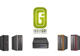 搭載Raspberry Pi2遊戲主機indieGO,玩遍懷舊遊戲還能串流最新大作
