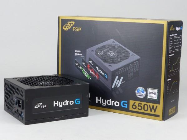 全新電路架構設計,全漢黑爵士 Hydro G 650W 電源供應器分析實測