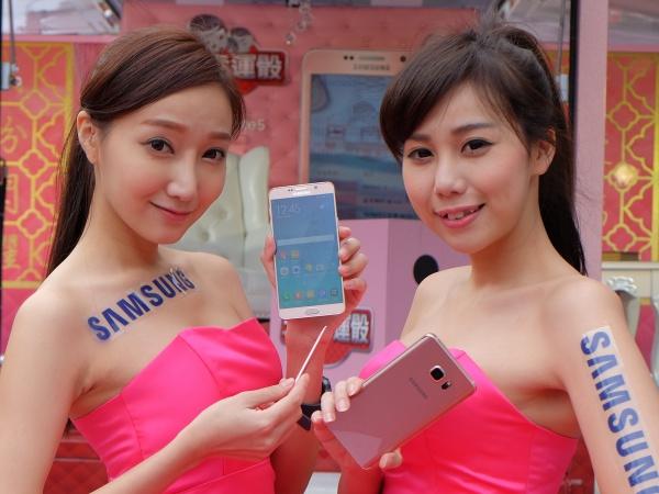 三星 Galaxy Note 5 瑰鉑粉一月中上市,買就抽三星電視、相機