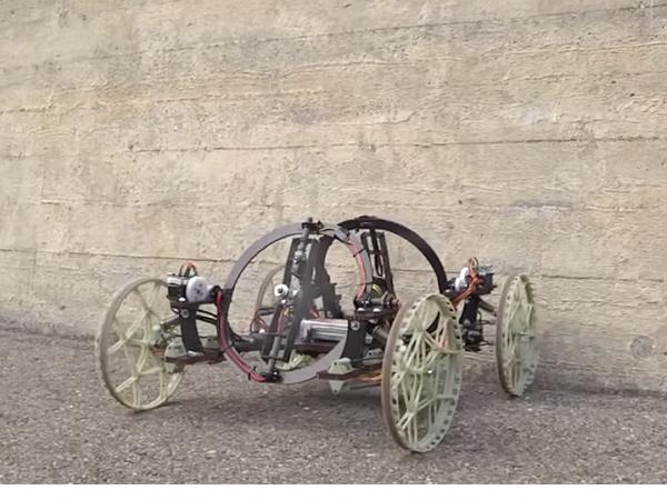 蜘蛛人的好伙伴!迪士尼做了一個會爬牆的遙控車