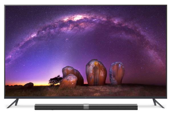 小米推出特大號新品:70吋版小米電視3