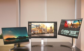 LG 推出新 Sound Bar 音響與 21:9 顯示器