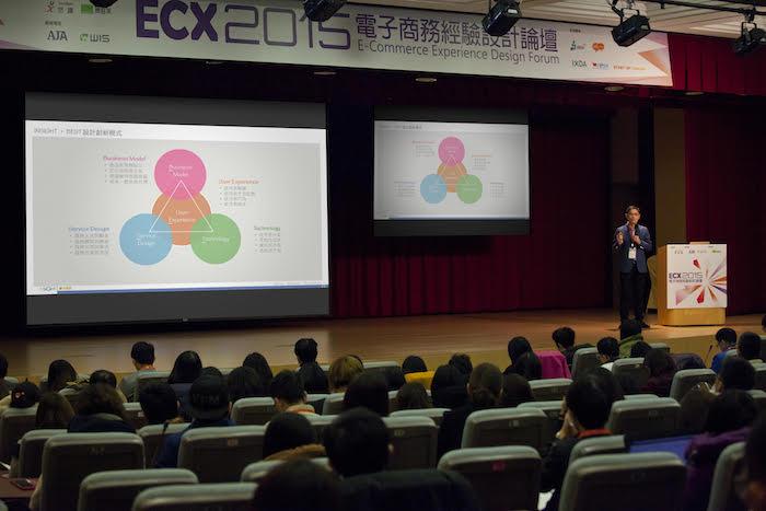 【ECX 2015 系列】透過用戶體驗和數據來打造有意義的電商