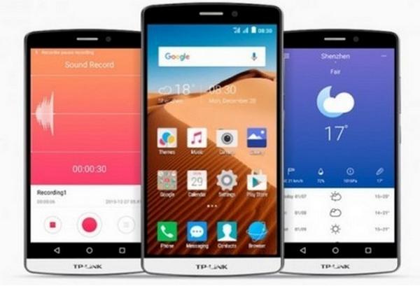 做路由器的也來賣手機?TP-Link 推 Neffos 系列智慧手機