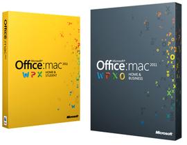 Microsoft® Office Mac 2011正式在台開賣