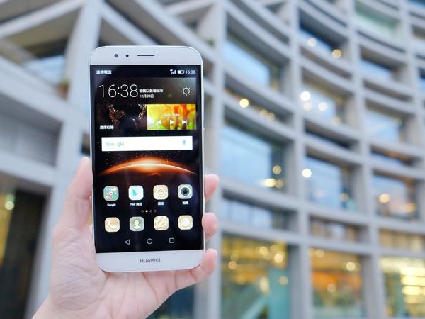 華為 G7 Plus 動手玩,大螢幕、指紋辨識、萬元中階新選